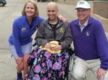 Childhood Cancer Awareness month through a patients eyes